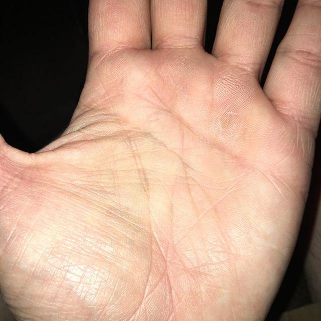 Read my palm!!!