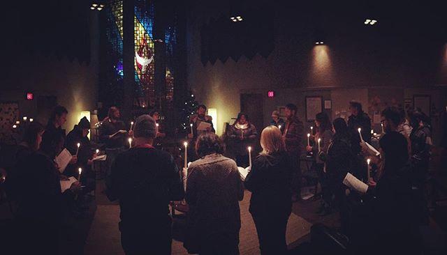 Last night was amazing. Merry Christmas, everyone! ⭐️