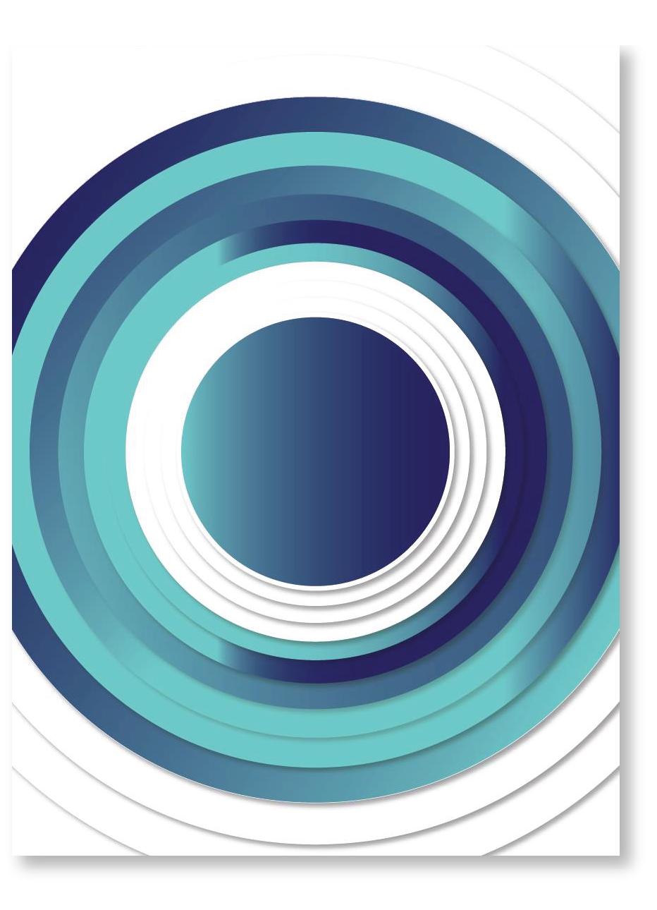 Blue Circles #2