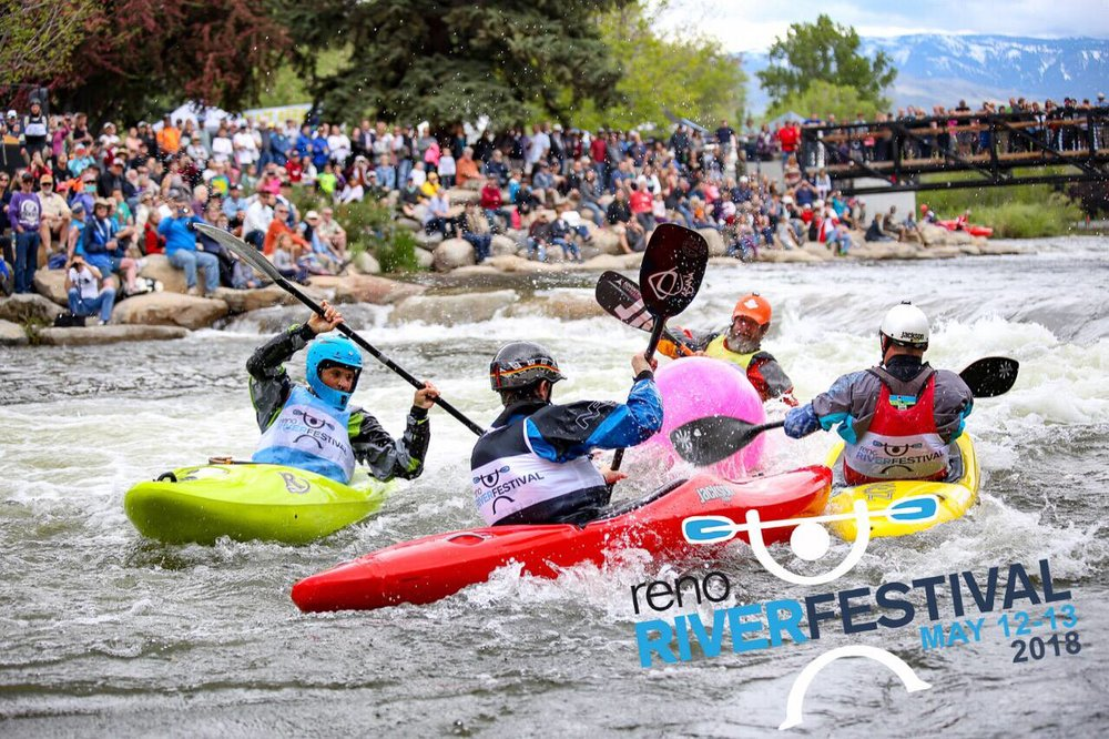 Reno River Festival - Sponsorship Management,  Live Event Production, Expo operation and sales $35,000 in Expo & Sponsorship sales 22,000 spectators over 3 days.
