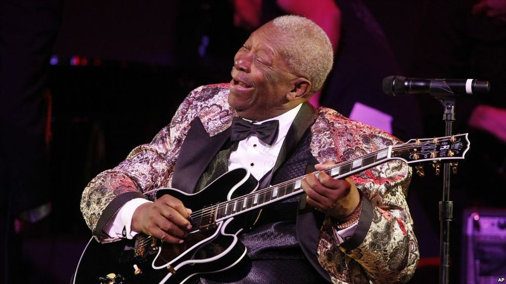 BBKing & JFPresents - Fundraising for multiple music shows.   $100k in first week.