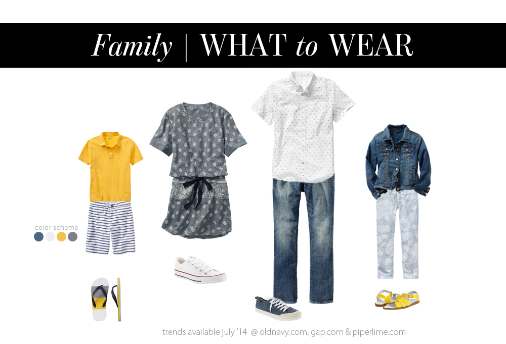 June 2014 What To Wear