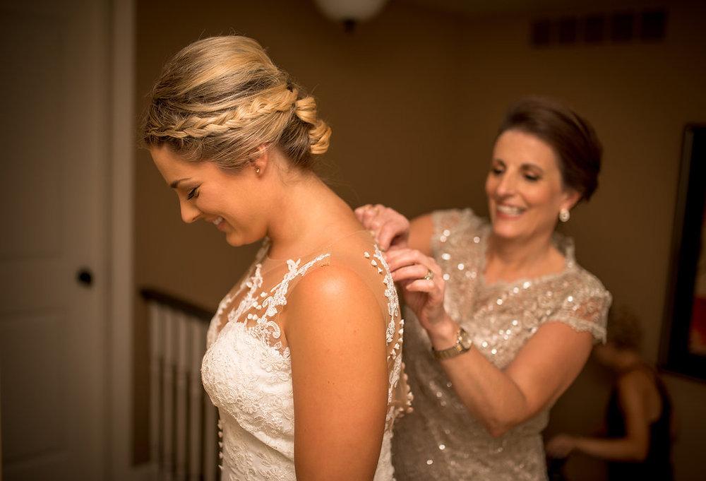 prunelle pronovias mother daughter modern bride