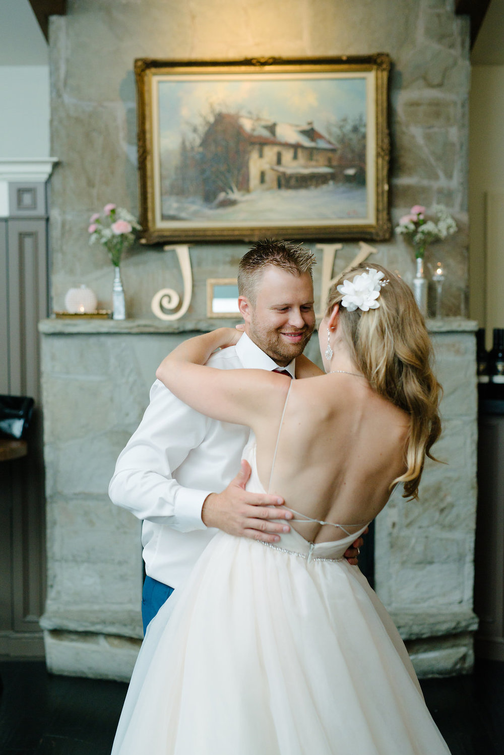 opal gown blush hayley paige first dance