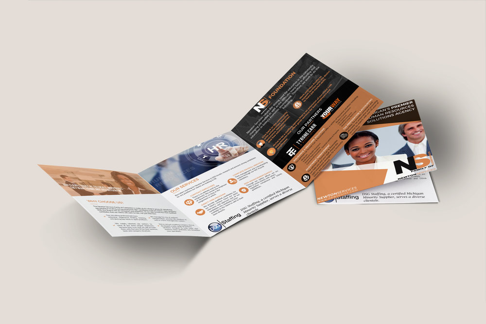 Informational Brochures - Newton Services