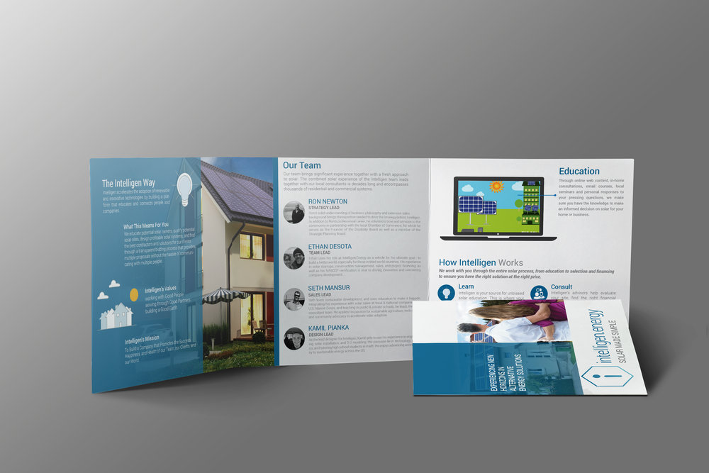 Informational Brochures - Intelligen.Energy