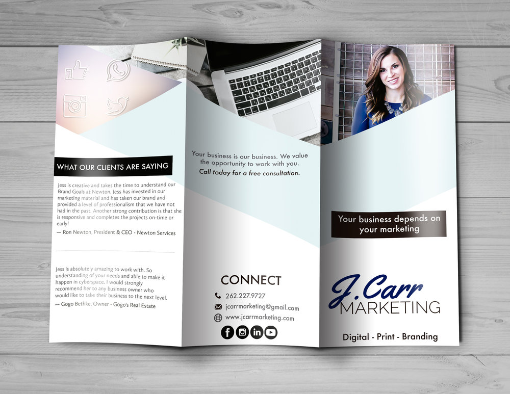Branding & Traditional Marketing Coaching -