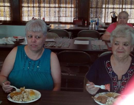 Amanda and Betty Rose