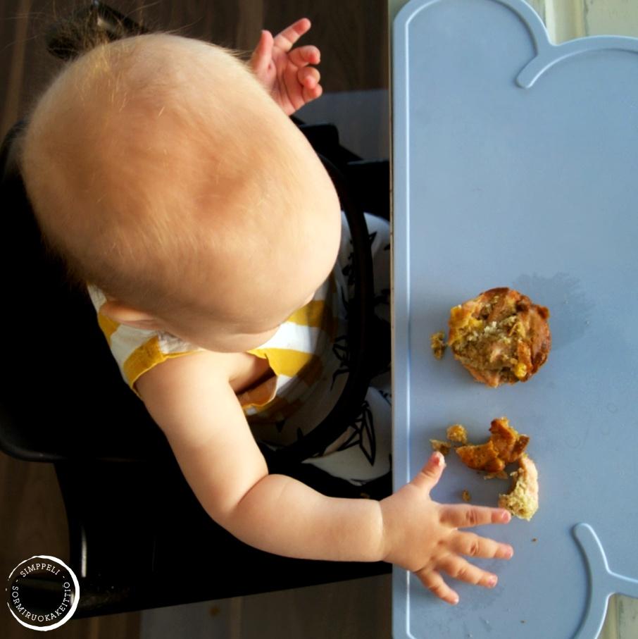 vauvan lohimuffinsi