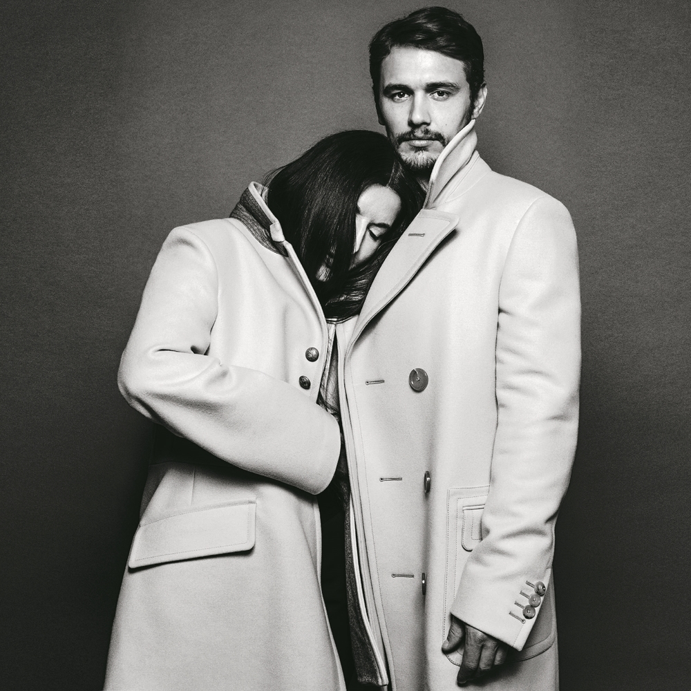 JAMES FRANCO & MARINA ABRAMOVIC
