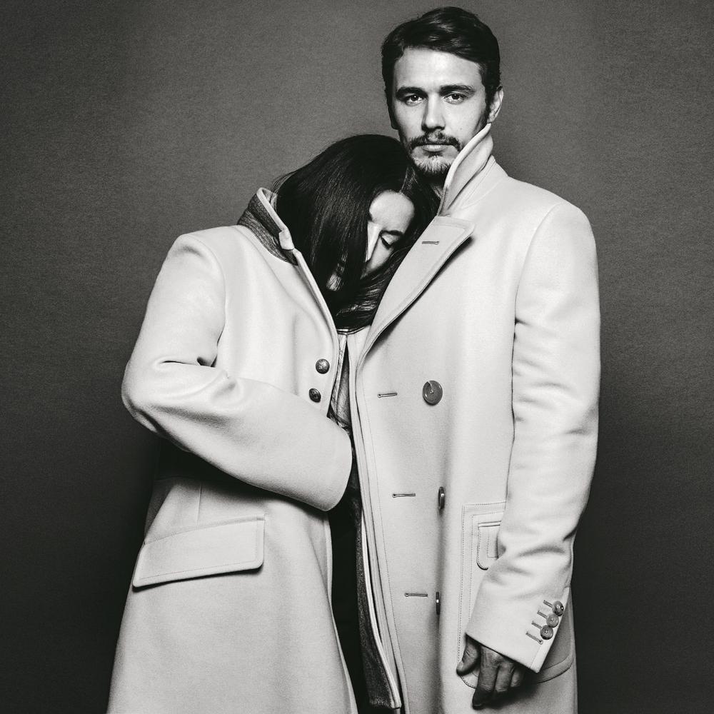 JAMES FRANCO & MARINA ABRAMOVIC