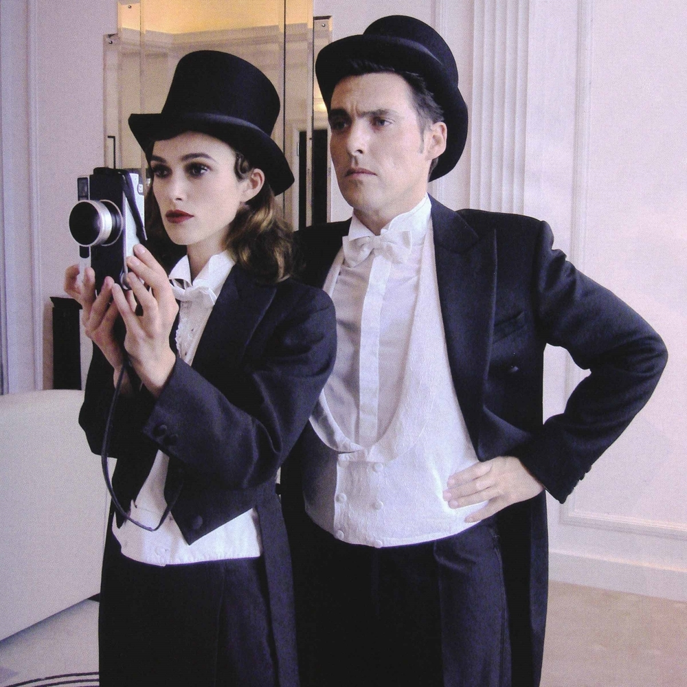 KEIRA KNIGHTLEY & JOE WRIGHT