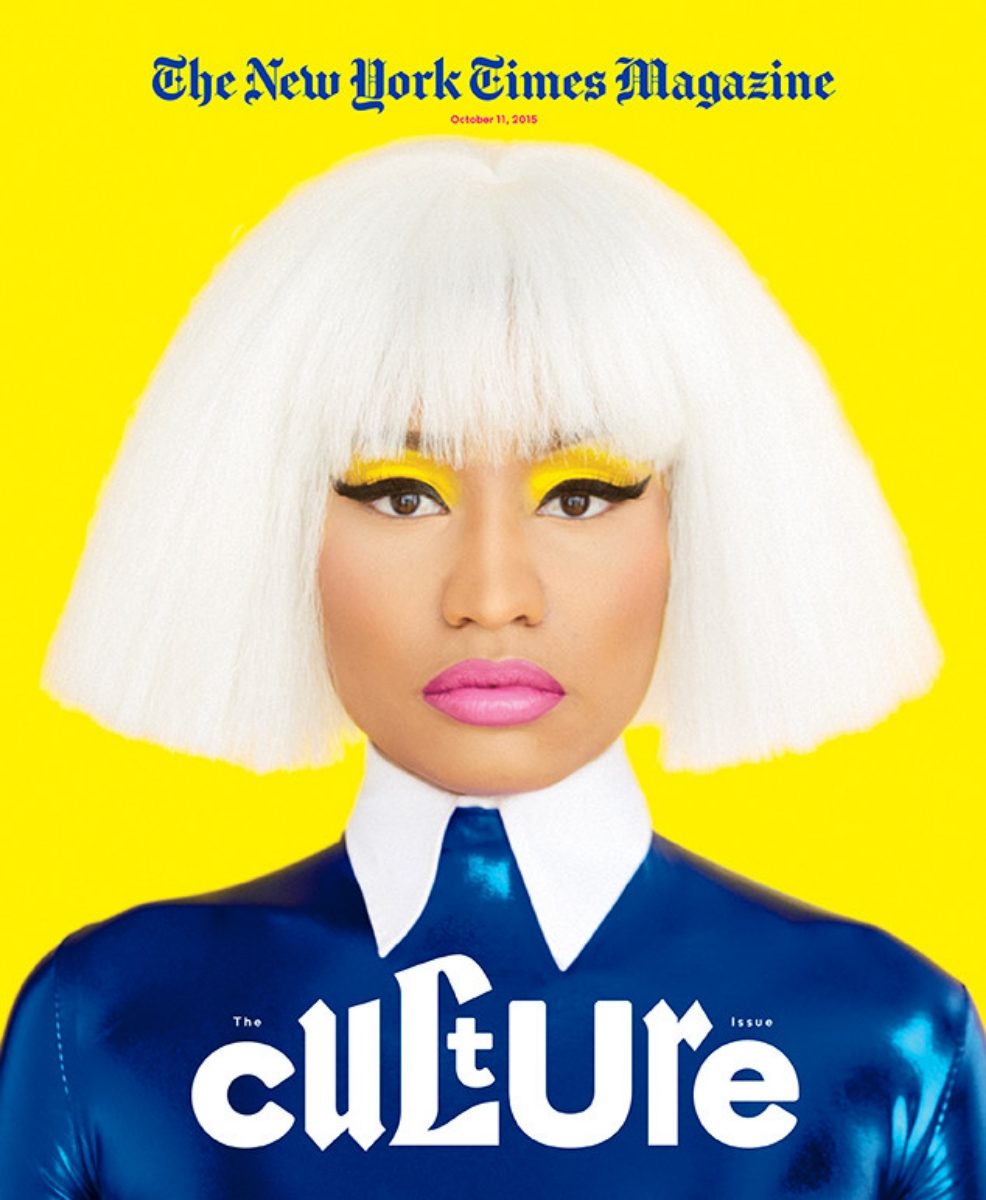 THE NEW YORK TIMES MAGAZINE | NICKI MINAJ