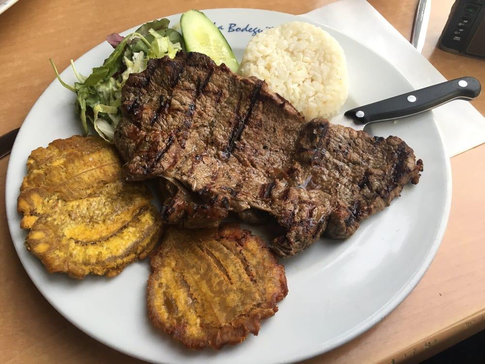 La bodeguita Colombian food