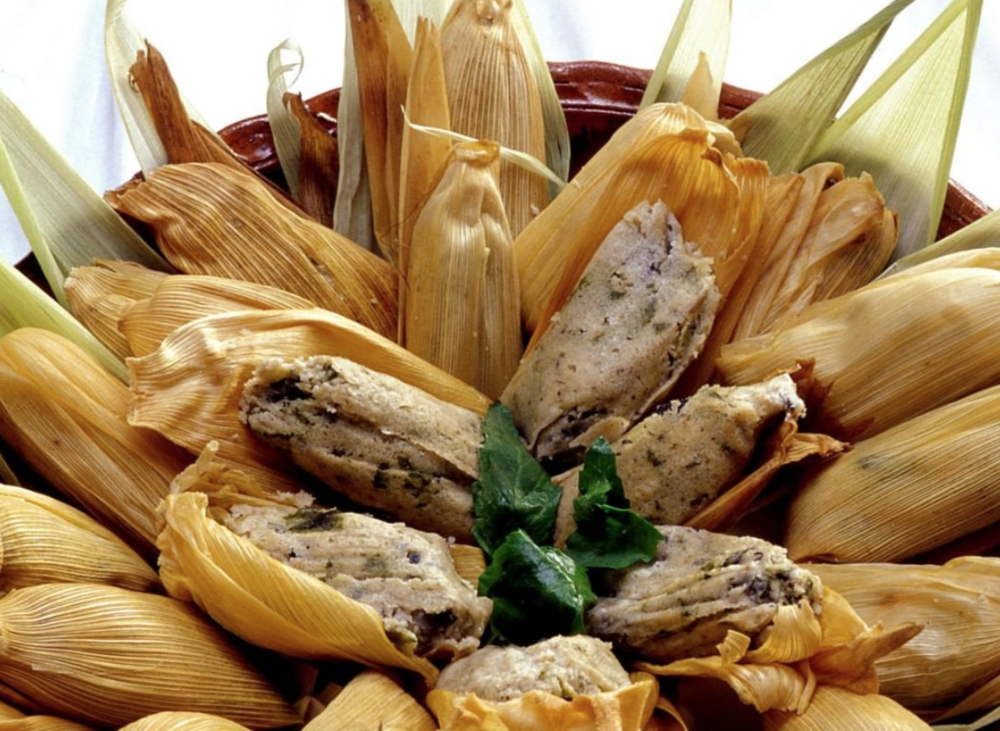 Tamales de Mestizo