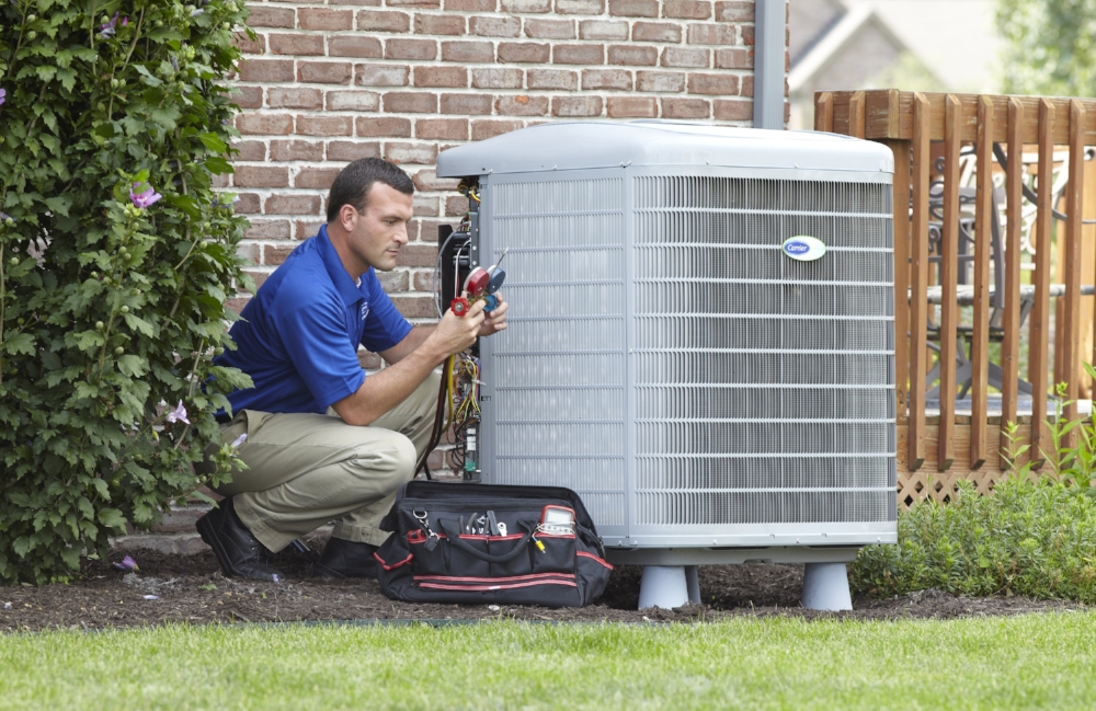 heat pump maintenance service