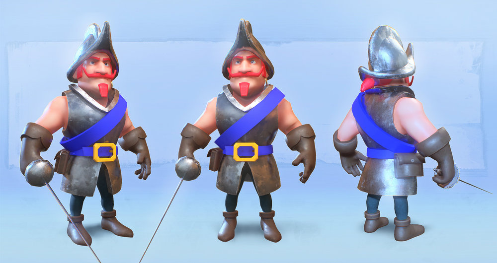 Creating stylized Characters -