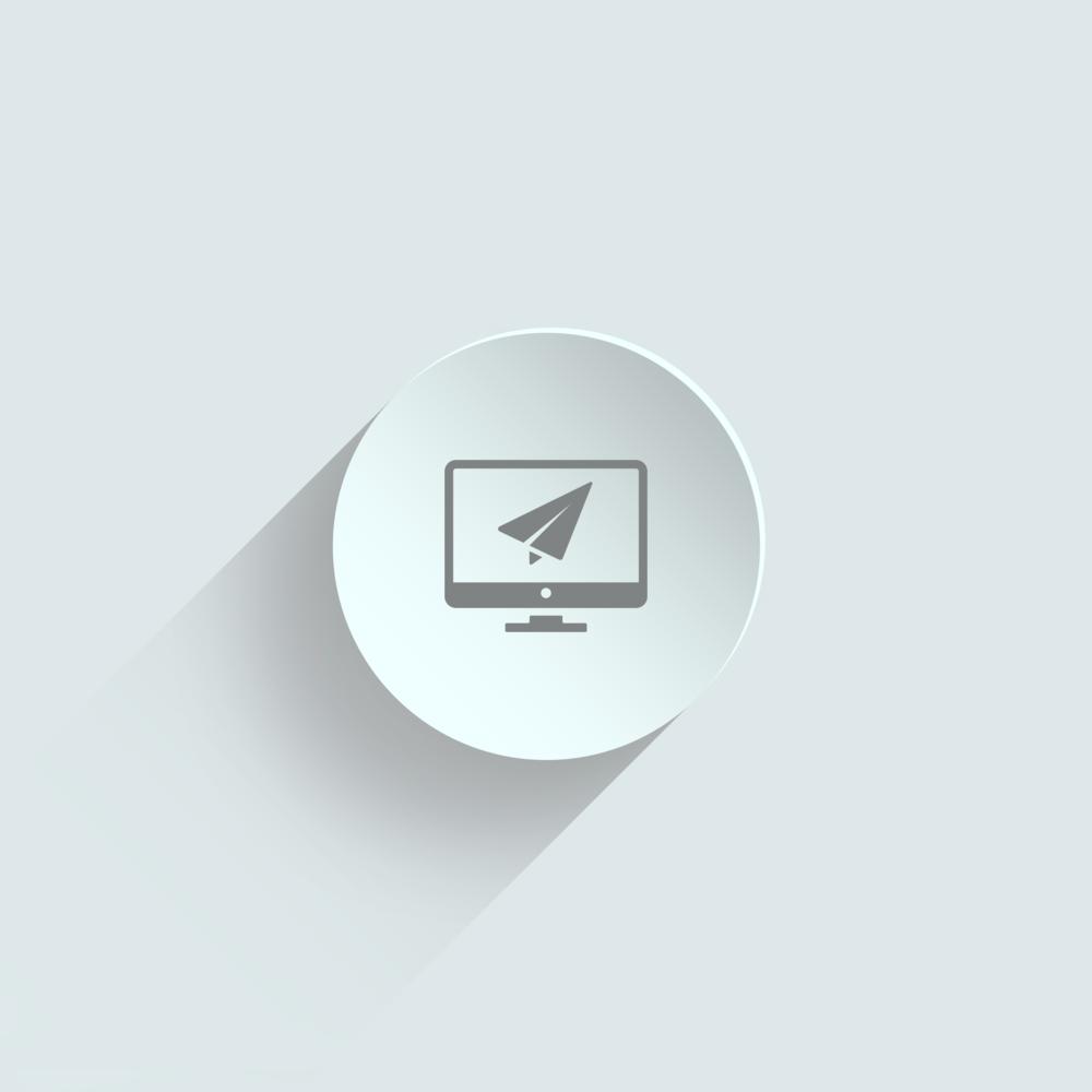 PC oder Laptop  mit Internetverbindung – jedes Betriebssystem ist möglich