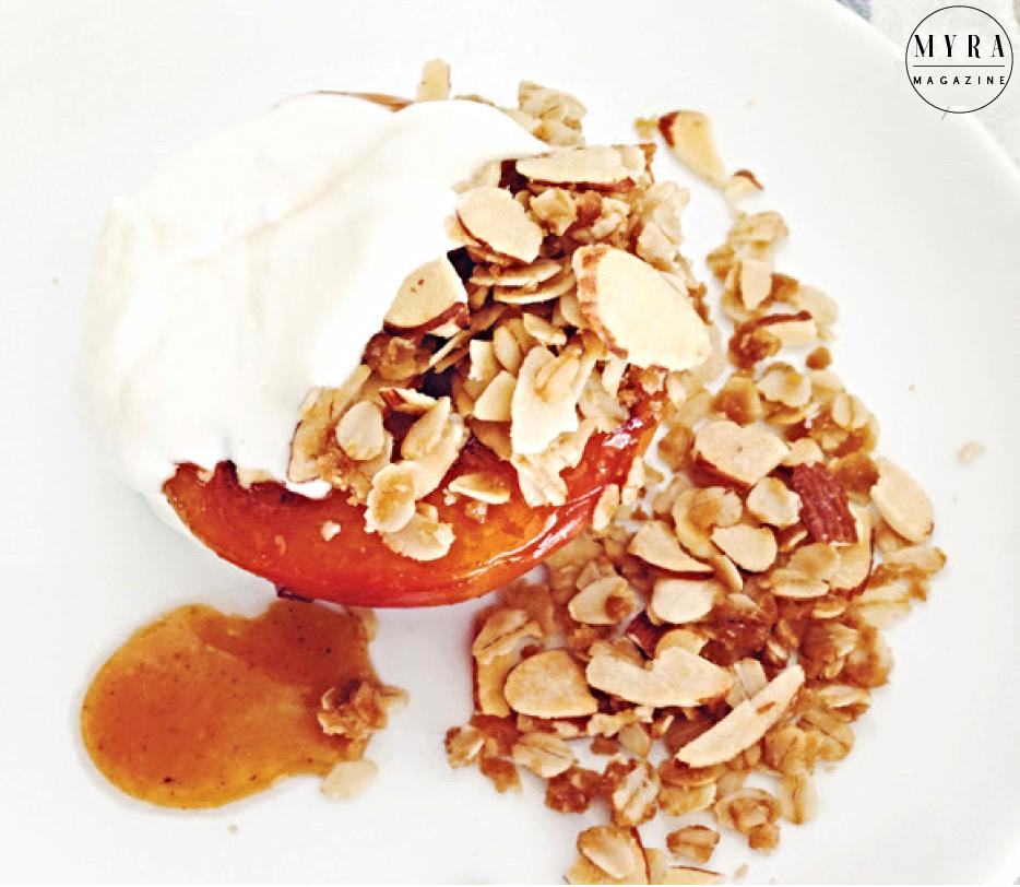 Peach Cream Luxe