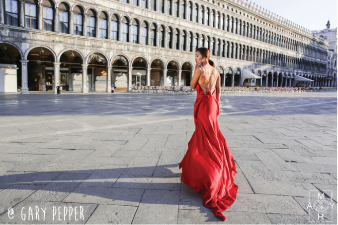The Red Gown