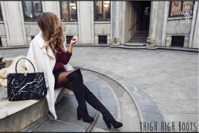 • Thigh High Boots •