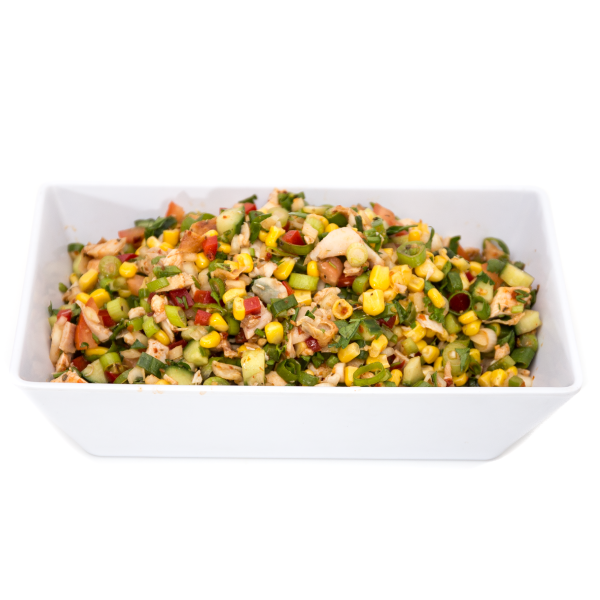 SMOKY CHICKEN SALAD $29.95/KG