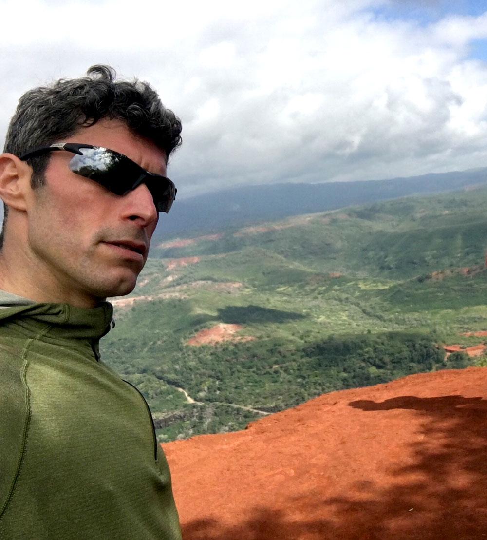 Joel Grossbard, 40-44 Runner