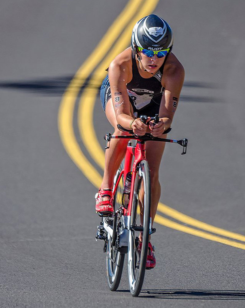 Alycia Hill, 25-29 Pro Triathlete