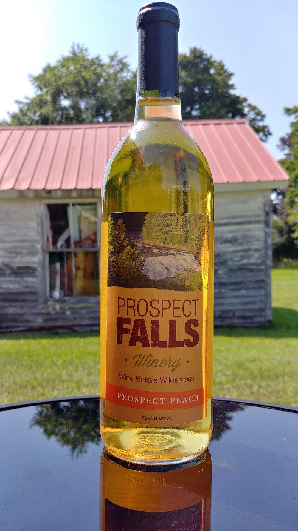 Prospect Peach     $11.95 +tax