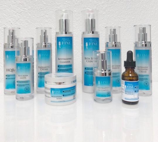 Dr. Fine's SkincareProductsIntroducing Dr. Fine's new prescription and non-prescription skin care. 10% off! -