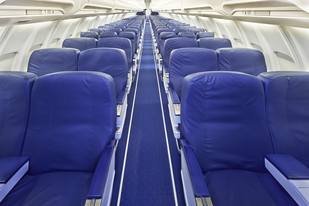 12 FIRST-CLASS AND 138 STANDARD LEATHER SEATS
