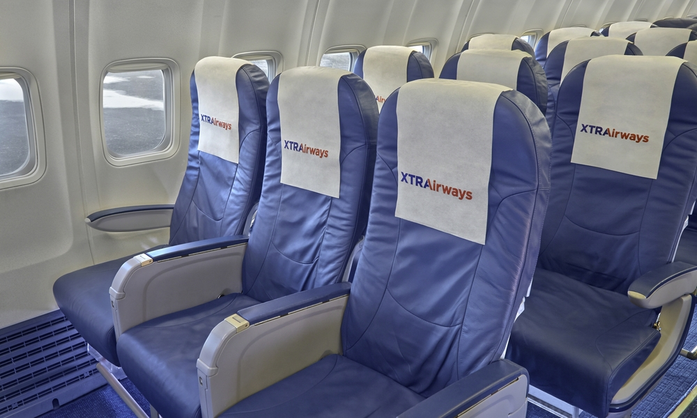 168 Standard leather seats
