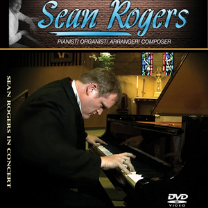 Sean Rogers Live in Concert DVD
