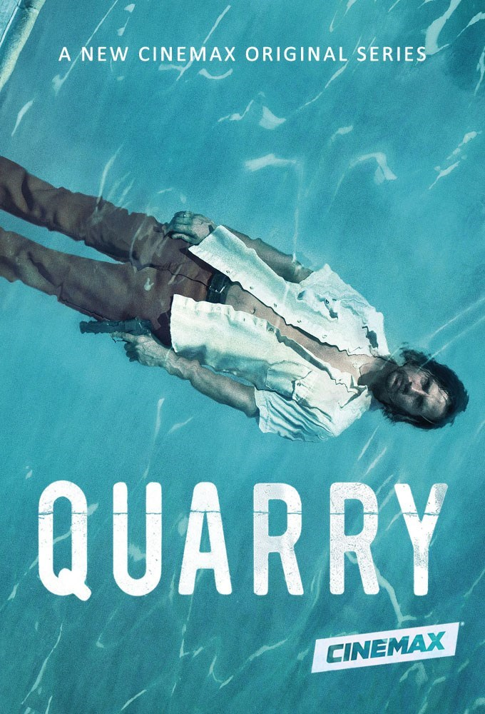 Quarry by Jay Roewe and Michael Askin
