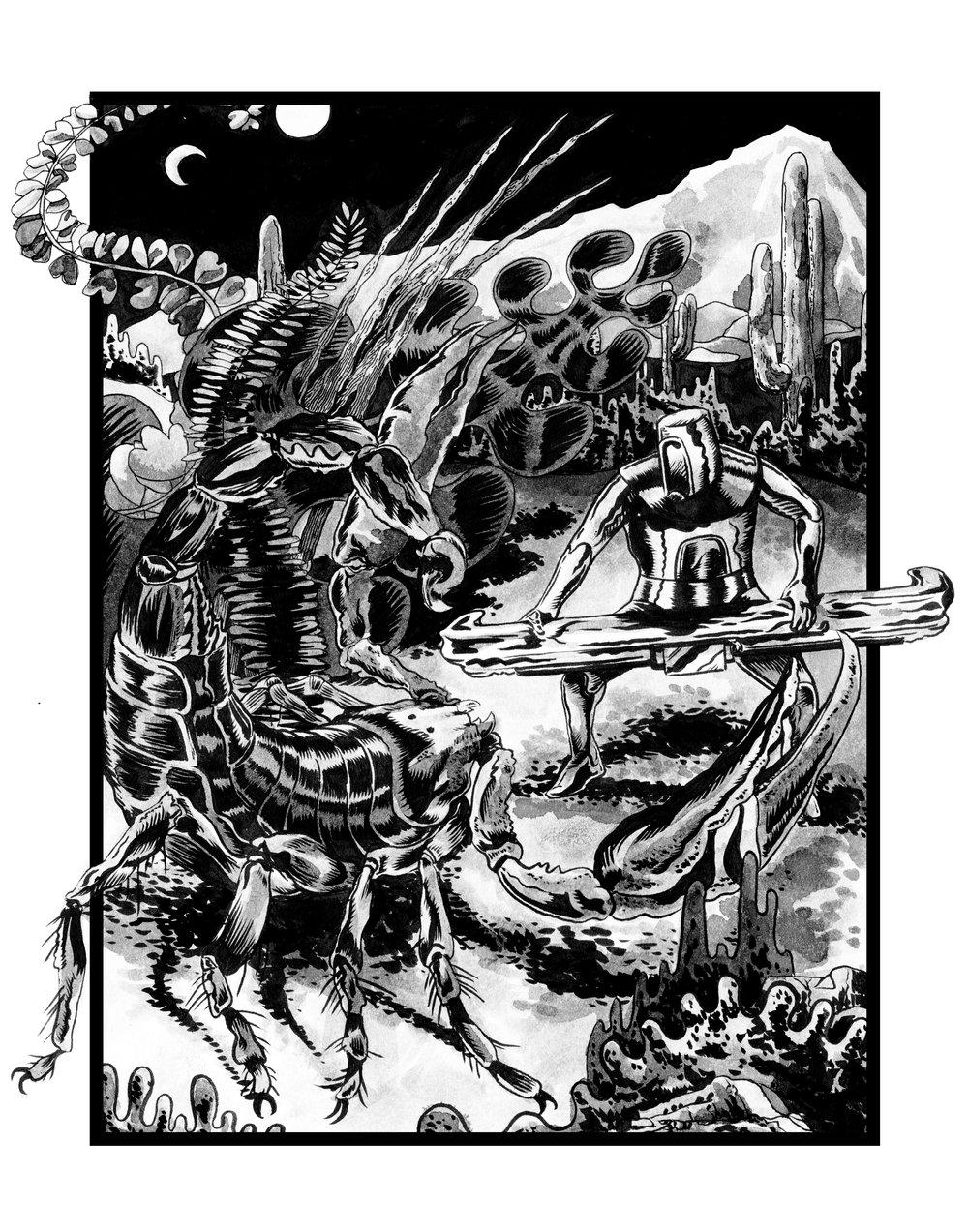 VS Scorpion