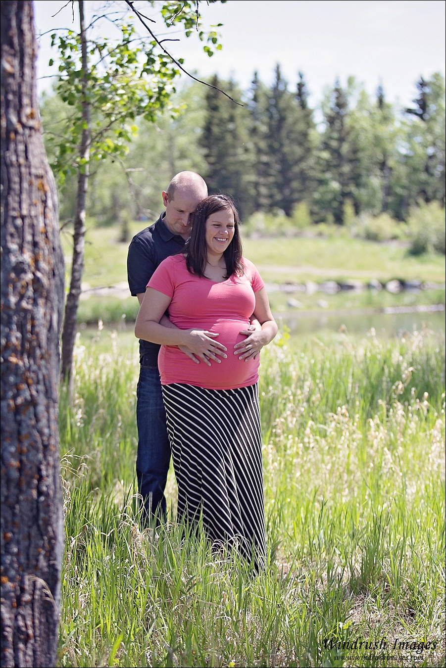 Calgary pregnancy photographer