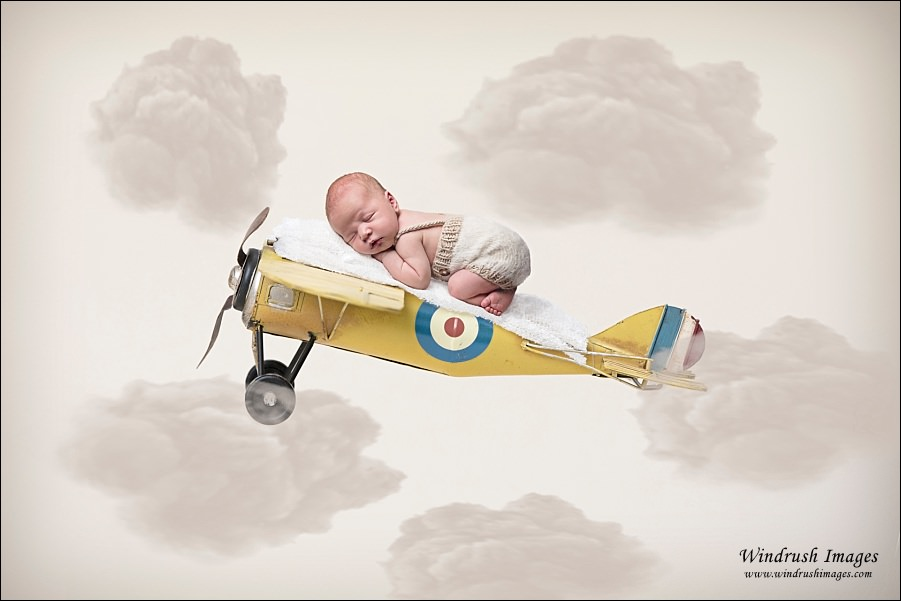 Baby-boy-photographed-on-airplane-Calgary-newborn-photographer