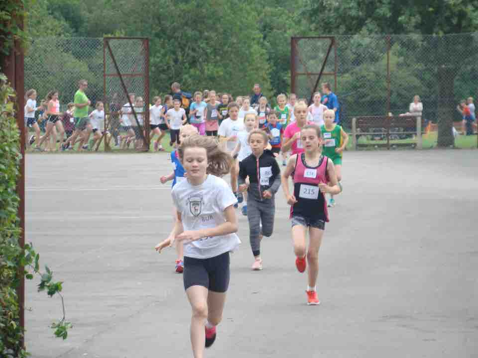 Valley Mini Marathon At Avc Avon Valley College