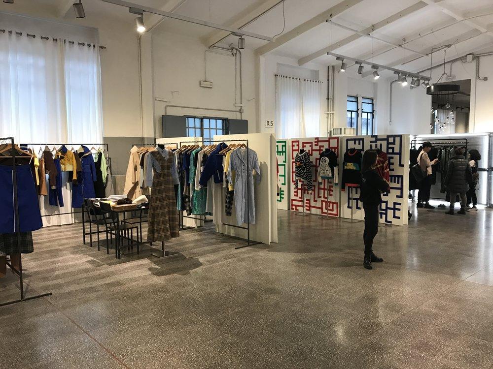 Riccardo Grassi Showroom, brand scouting for  Al Ostoura