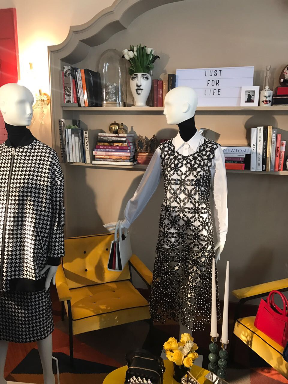 Sara Battaglia Presentation for Fashion Buyers