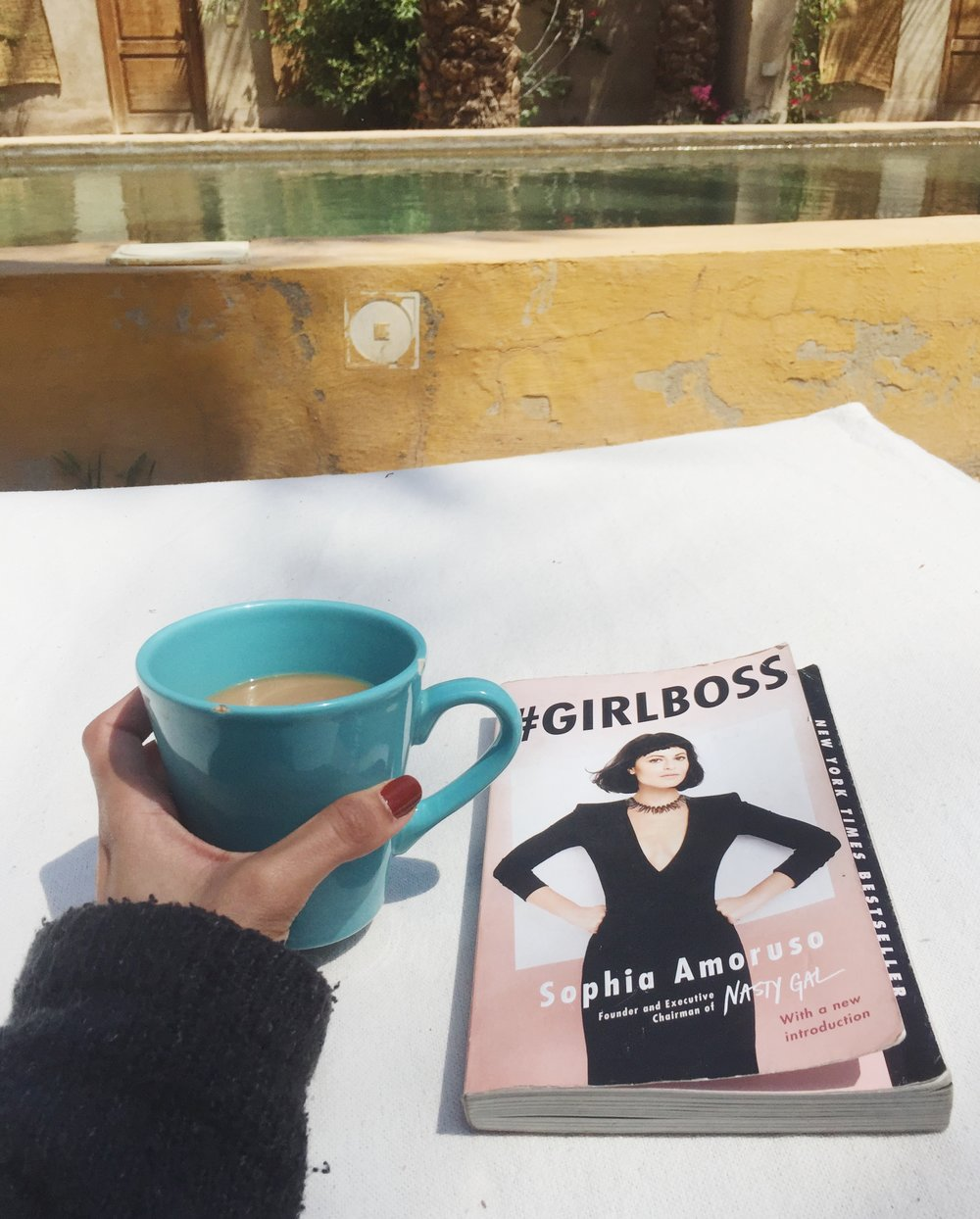 Current Read:  #GIRLBOSS  by Sophia Amoruso