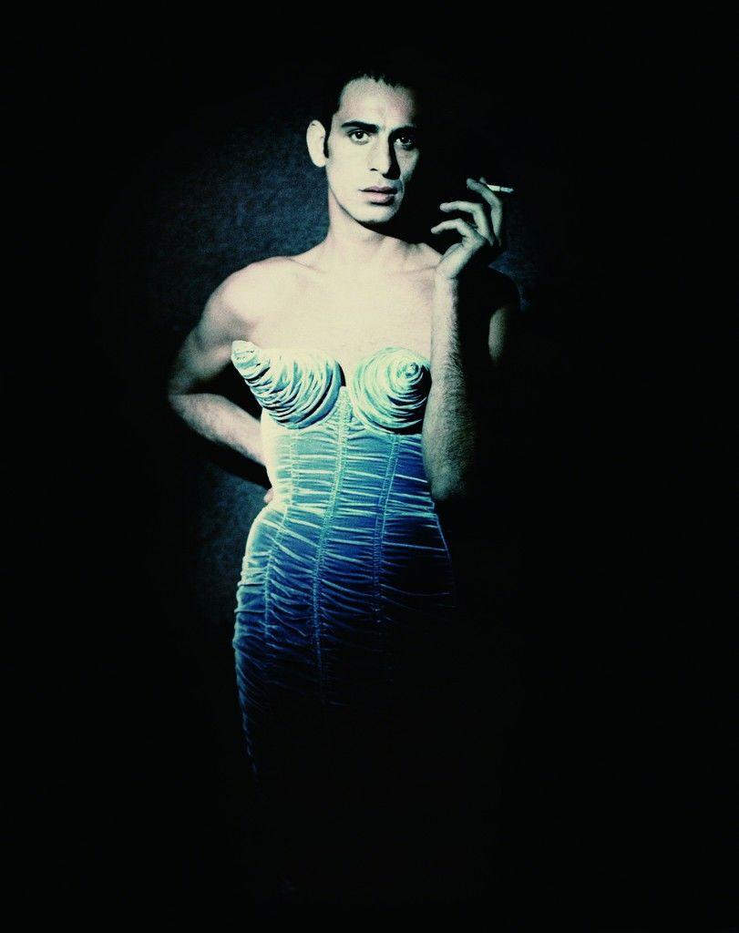 """Tanel Bedrossiantz (Jean Paul Gaultier's """"Barbès"""" women's ready-to-wear fall-winter collection of 1984–85)"""