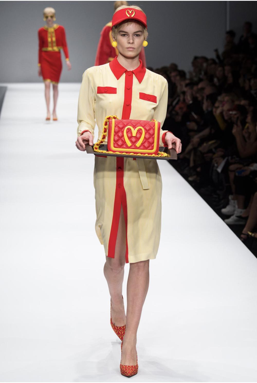 Moschino Fall Ready-to-Wear.  Vogue.com