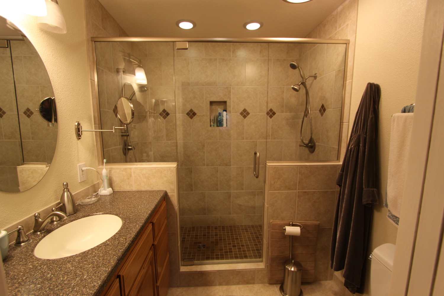 Bathrooms Southwestern Home Design And Remodeling LLC - How much is a bathroom remodel for bathroom decor ideas