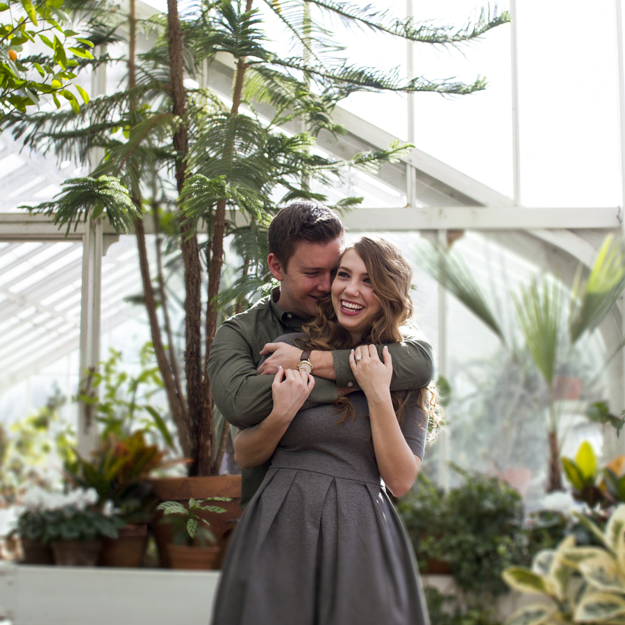 Josh and Carissa: Green House
