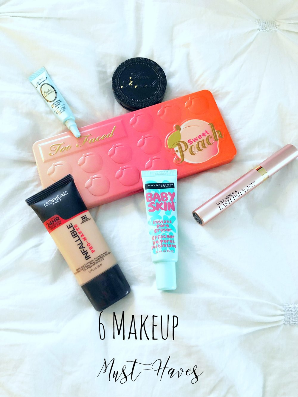 6 Makeup Must-Haves