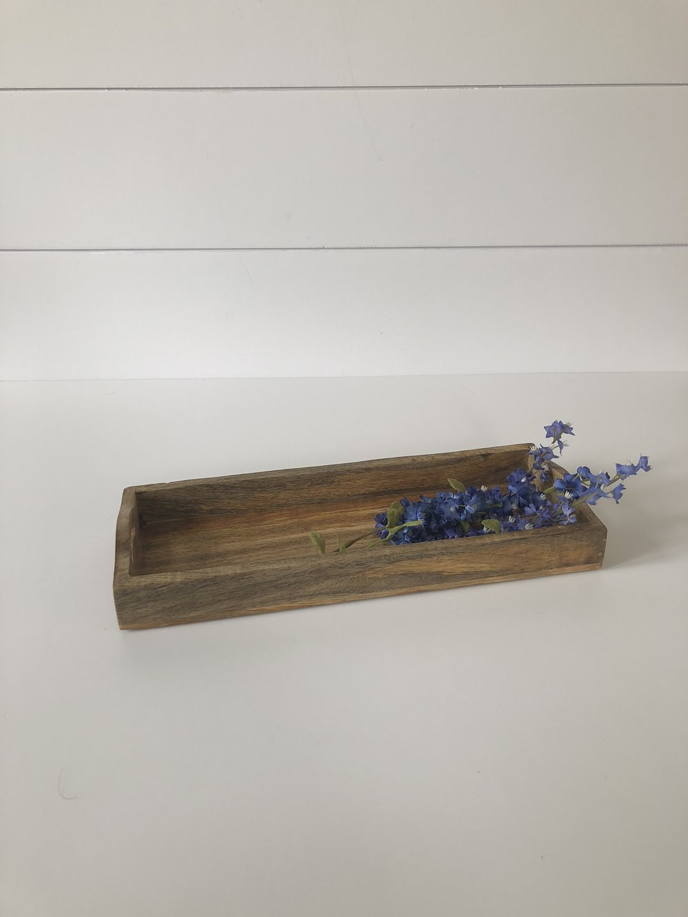 Small Wooded Tray