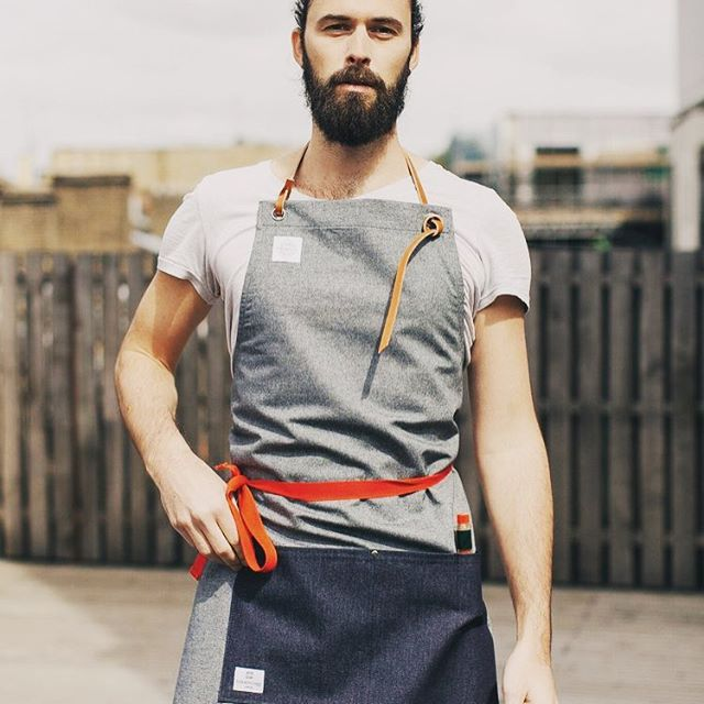 • G I V E A W A Y ! • Just a heads up... @tabasco_uk are giving away one of our handmade aprons and BBQ rolls. Just head over to their feed @tabasco_uk and leave a comment! Easy. #giveaway #artisan #handmade