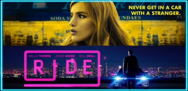 "Archie Thompson has seven original songs featured in the soundtrack of ""Ride"" written and directed by Jeremy Ungar. Starring Bella Thorne, and Jesse T. Usher, this modern thriller hits theatres nationwide in September 2018."