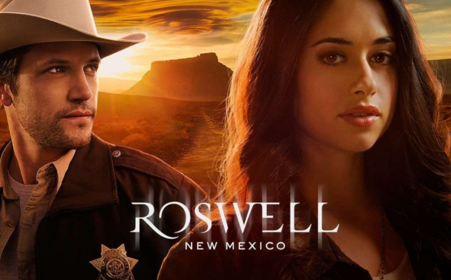 """""""Something Wicked"""" in """"Roswell, New Mexico"""", on The CW."""